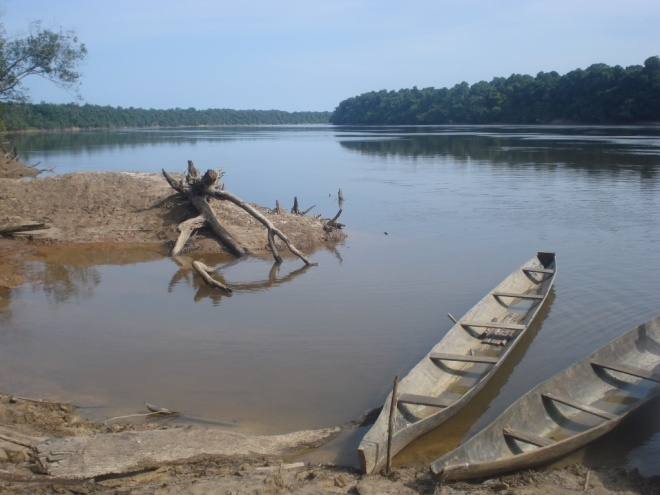 Apaporis river