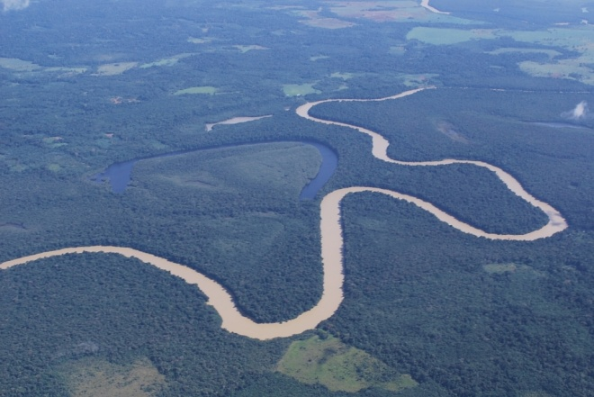 The Apaporis river by Gaia Amazonas